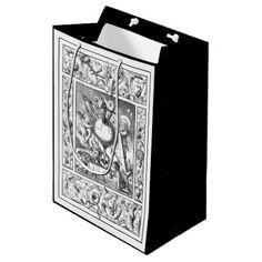 A World of Vanity Gift Bag - craft supplies diy custom design supply special