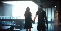 It's so cute how he treats her like a daughter! He's just holding her hand, walking her out...<<<And no angry boyfriend is going to stop her from obeying her daddy