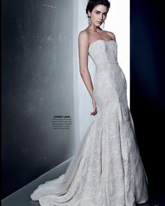 Luxembourg - Anne Barge Black Label   Female Brides Singapore, issue 11
