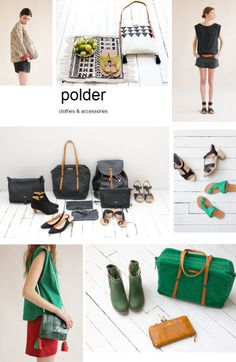 polder summer 2013- womans and childrens clothing and accessories
