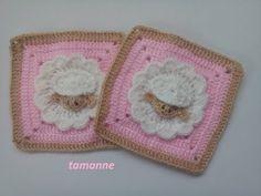 Kuzulu bebek battaniyesi yapımından sonra şimdi sıra geldi kuzulu motifli battaniye yapılışına. Motifli bebek battaniyesi modelleri sevenler için sevimli bir örnek. Oğlunuz için , kızınız için, torunlarınız için, yeğenleriniz için bu sevimli kuzulu battaniye modellerinden örebilirsiniz. Birazdan sizlere videolu Crochet Baby, Crochet Granny, Knitted Flowers, Christmas Crochet Patterns, Crochet Blocks, Square Patterns, Crochet Videos, Hand Embroidery Designs, Beautiful Crochet