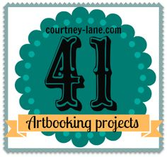 41 Artbooking Projects and counting......