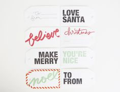 Free printable from aliedwards.com that works with @Avery Printable Tags.