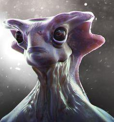 ArtStation - Spotter Eye, Fahmy Hidayat