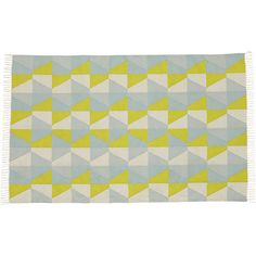 fresco indoor-outdoor rug 5'x8' | CB2