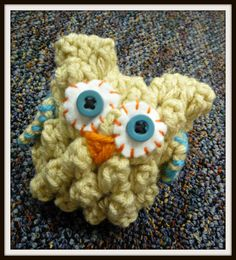 The Kansas Hooker: Bobble Owl-free pattern
