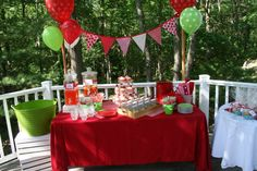 Three Year Old Birthday Party Ideas