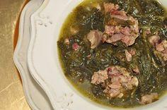 Appunti di cucina di Rimmel: La minestra maritata