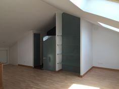 BERNAL-ITURRALDE Arquitectos. Reforma interior de bajocubierta. Calle Mandarino. Valladolid.