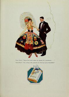 Cigarettes 1927