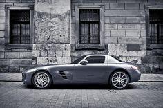 Mercedes SLS AMG | Flickr - Photo Sharing!