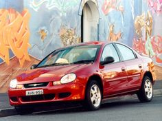 Chrysler Neon AU-spec (PL) '1999–2002