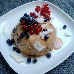 Vanilla oats mugcake Simply & Healthy