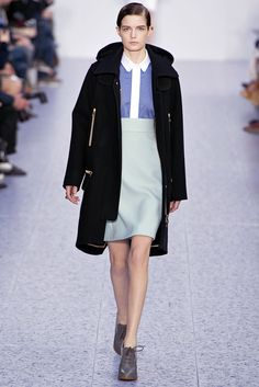 Chloé Fall 2013 Ready-to-Wear Fashion Show - Zlata Mangafic