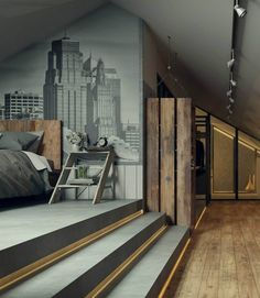 Rec Room by K-Frame. Their best interior project ever. Check it out!