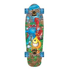 Flameboy Wet Willy Cruiser Series Chipper Skateboard