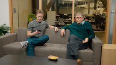Harvard Commencement speaker Mark Zuckerberg asks Bill Gates for advice Bill Gates, New Africa, Africa News, Money Market, Warren Buffett, Rich People, Steve Jobs, Billionaire, Facebook