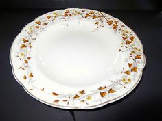 Antique John Maddock Sons MAD45 Rimmed Soup Bowl Antique English China | eBay