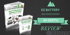 EZ Battery Reconditioning Review [MUST-READ]