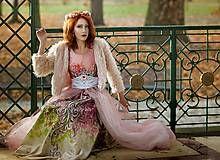 Šaty - šípková Ruženka - 6156087_