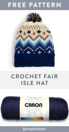 Crochet Adult Hat, Crochet Winter Hats, Crochet Beanie Hat, Crochet Cap, Crochet Geek, Crochet Scarves, Crochet Crafts, Crochet Projects, Knitted Hats