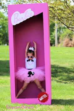 Barbie Birthday Barbie Tutu Barbie Outfit Barbie by SewsnBows