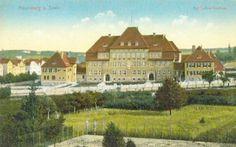 Königliches Lehrer-Seminar, 1915