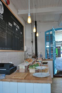 Mighty Fine Chocolate & Fudge Kitchen | Camden Lock Market, London by Camila.rd, via Flickr