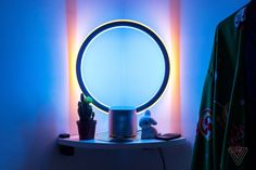 The C by GE Sol light looks futuristic but doesnt need Alexa