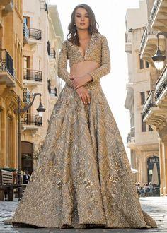 For custom made bridal lehenga queries : Email : nivetasfashion Nivetas Design Studio Haute spot for Indian Outfits. Indian fashion meets b Pakistani Bridal Wear, Bridal Lehenga Choli, Indian Lehenga, Pakistani Dresses, Indian Dresses, Lehnga Dress, Indian Wedding Outfits, Bridal Outfits, Indian Outfits