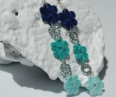 lindapaula rev crochet earrings
