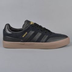 28f635ba53d Image result for Adidas Busenitz Vulc RX Shoes - Core Black   Core Black    Gum5 - UK 10   Black