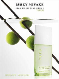 Issey Miyake Paris Yuzu l'eau d'Issy pour homme Fragrance