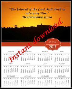 ON SALE 2017 Christian Calendar: The by KnittingBlissDesigns Christian Calendar, Illustrations, Etsy, Knitting, Lace, Beautiful, Tricot, Illustration, Breien