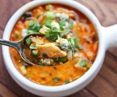 PALEO BUFFALO CHICKEN SOUP Recipe   Paleo inspired, real food