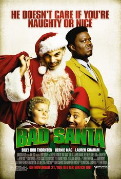 I've always had a thing for Santa Claus. In case you didn't notice. It's like some deep-seeded childhood thing. -Sue
