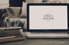 Hip MacBook Pro Mockup by Madebyvadim on Creative Market - Christopher Walks....Follow me! @christopherwalks (instagram)