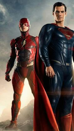 The Flash & Superman #Justice_League