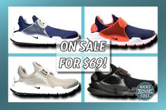 9513838a4bf6 The Nike Sock Dart is on sale for  69 (retail  130)