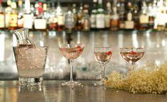 Mark's Bar, at Hix, SOHO London