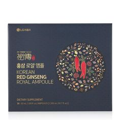 Korean Red Ginseng Royal Ampoule Pomade Shop, Korean Red Ginseng, Eastern Medicine, Exfoliating Soap, Brow Pomade, Learning Numbers, Avon Representative, Medicinal Herbs