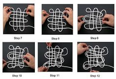Knotting Art: How to tie a Pan Chang knot