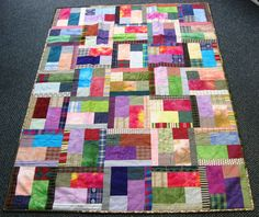 Members of the Northern Star Quiltes Guild in Briarcliff, NY made and donated this quilt to Hopes & Dreams.  www.hopesanddreams.quiltersdreambatting.com