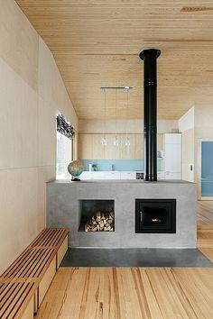 Kettukallio Cabin by Playa Architects
