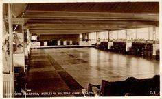 Butlins Clacton - Old Tyme Ballroom Butlins Holidays, Camps, Seaside, Explore, Coast