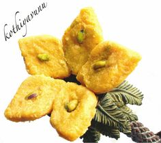 Kothiyavunu.com: Mango Coconut Burfi