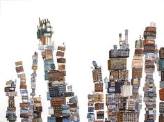 amy casey knows how to draw cities.