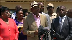 Texas community leaders demand answers in Sandra Bland investigation - video
