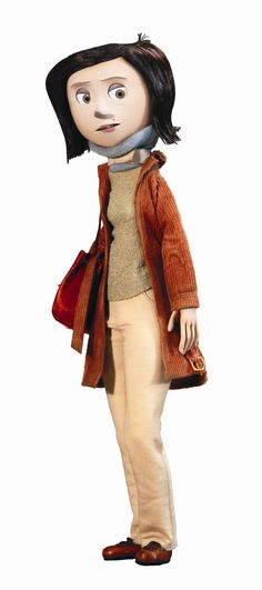 Coraline Mom Coraline Characters, Coraline Movie, Coraline Doll, Coraline Jones, Neil Gaiman, Stop Motion, Tim Burton, Scary Movies, Good Movies