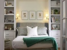 bookcase nightstands tall - Google Search